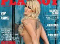 Playboy divulga capa com Antonia Fontenelle