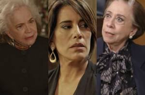 'Babilônia': Beatriz é acusada por Estela e Teresa de ter matado seu 1º marido