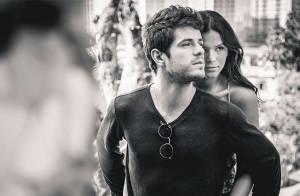 Bruna Marquezine e Maurício Destri torcem por MariBen, de 'I Love Paraisópolis'