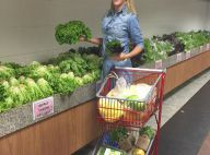 Ana Hickmann vai ao mercado depois de um dia de trabalho: 'Entra em ação a mãe'