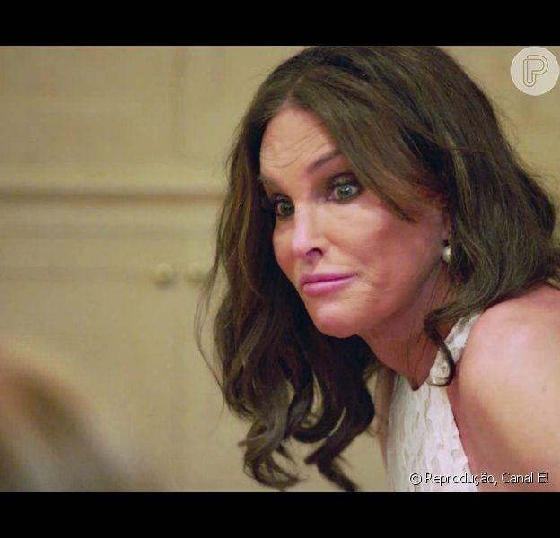 Durante seu programa 'I'm Cait' que vai ao ar no próximo domingo, 9 de agosto de 2015, Caitlyn Jenner revela que nunca teve relações sexuais com um homem