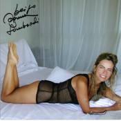 Aos 63 anos, Bruna Lombardi surge de lingerie e arranca elogios: 'Deslumbrante'