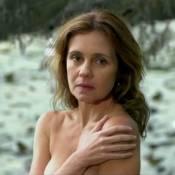 Adriana Esteves critica repercussão de nudez em cena: 'As coisas estão caretas'