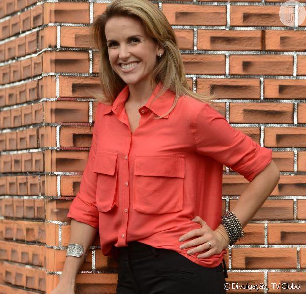 Mariana Ferrão confirmou no programa 'Bem Estar' desta quarta-feira, 12 de agosto de 2015, que está mesmo grávida pela segunda vez