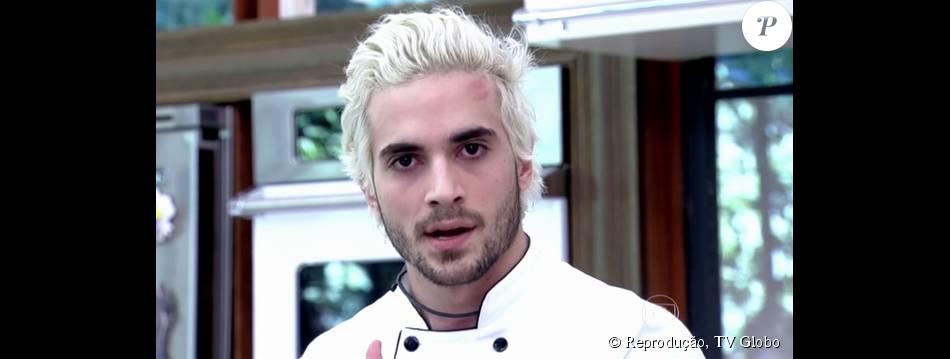 Fiuk, participante do 'Super Chef Celebridades', disse no ar que se sentiu injustiçado em relação ao outros competidores da atração apresentada por Ana Maria Braga. A reclamação foi feita nesta quarta-feira, 12 de agosto de 2015