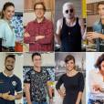 Bianca Rinaldi, Marcelo Ceylão, Fiuk, Giba, Julio Rocha, MC Leozinho, Miá Mello e Totia Meireles formam o elenco do 'SuperChef Celebridades' em 2015