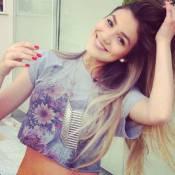 Bruna, irmã de Luan Santana, nega ter feito teste para 'Malhação': 'Meu sonho'