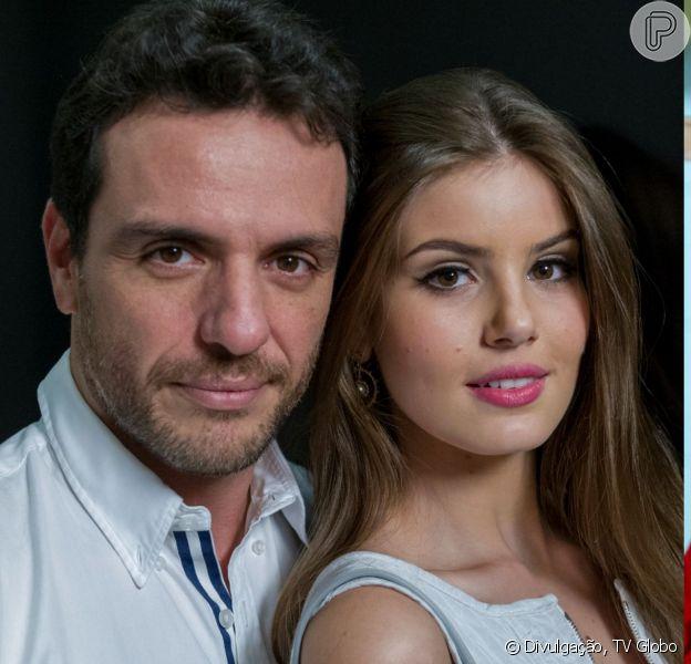 Final de 'Verdades Secretas': Carolina (Drica Moraes) mata Alex (Rodrigo Lombardi) após descobrir caso do marido com Angel (Camila Queiroz)