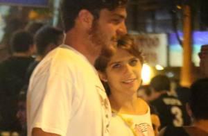 Isabella Santoni nega relacionamento com estudante: 'Não estou namorando'