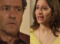 'Babilônia': Laís é expulsa de casa por Aderbal após mais uma discussão