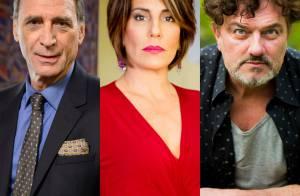 Reta final da novela 'Babilônia': Beatriz casa com Otávio e o trai com Osvaldo