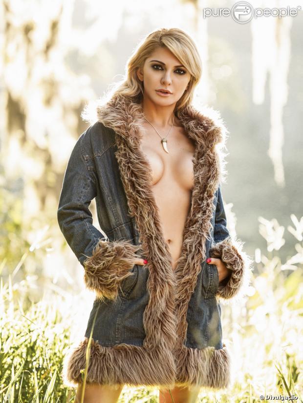 Antonia Fontenelle Capa Da Playboy Sobre Suas Fotos Cura Gay Sou