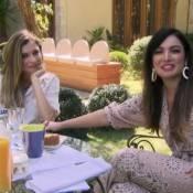 Grazi Massafera segue dieta firme para secar em 'Verdades Secretas': 'Só água'