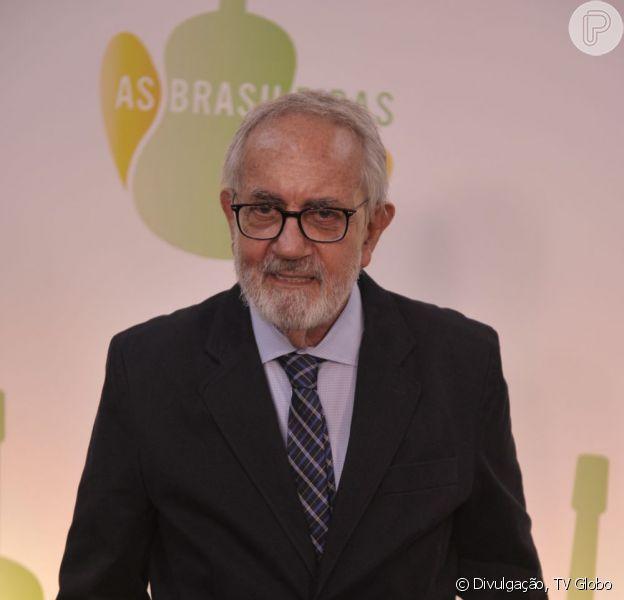 Paulo José volta à TV na próxima novela de Manoel Carlos. Divulgado em 10 de julho de 2013
