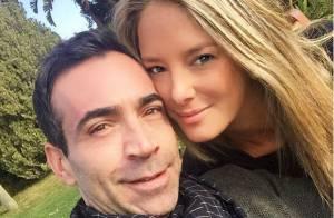 Ticiane Pinheiro curte viagem romântica com Cesar Tralli: 'Domingo delicioso'