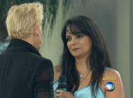 Xuxa reencontra a 'Claudia, senta lá' na estreia do programa e pede desculpas