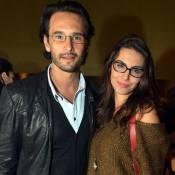 Namorada de Rodrigo Santoro, Mel Fronckowiak realiza exames para engravidar