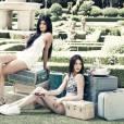 Kendall e Kylie Jenner participam do reality show 'Keeping Up With The Kardashians' e integram a lista com o top 10 mais seguidos do Instagram