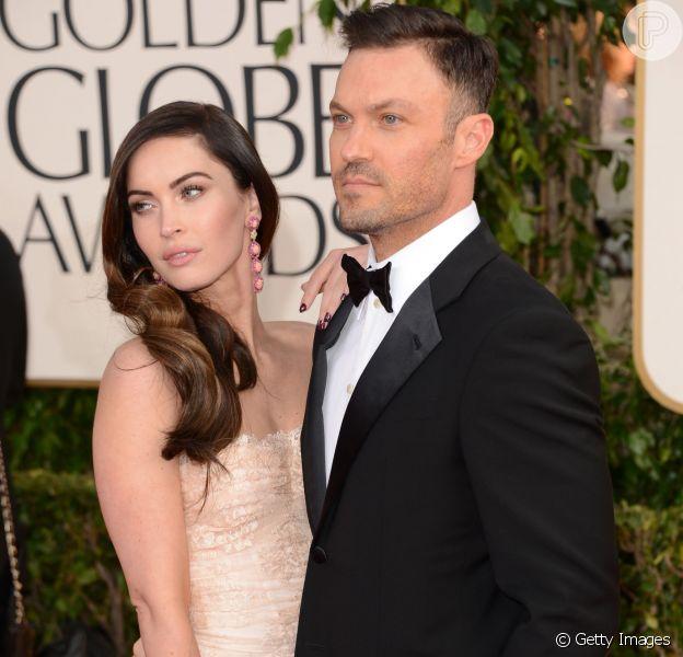 A atriz Megan Fox se separou do marido, o ator Brian Austin Green, após 11 anos de relacionamento