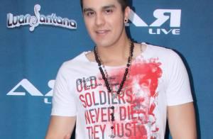 Luan Santana entra com ação judicial contra Sorocaba, diz revista