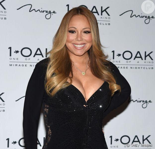 Aos 45 anos, Mariah Carey estaria grávida do seu affair James Packer, dono de uma rede de hotéis na Austrália, segundo informações da revista 'New Idea'