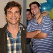 Emílio Dantas, de 'Além do Tempo', já pesou mais de 100 kg: 'Comia besteira'