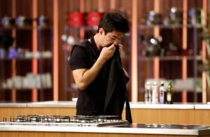 'MasterChef': Fernando é eliminado com bronca de Jacquin. 'Sou chef, você não'