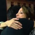 Fernando revelou à apresentadora Ana Paula Padrão que pretende ser cozinheiro e que tem planos com o competidor Raul Lemos