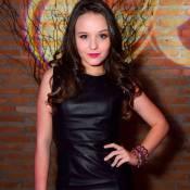 Larissa Manoela, de 14 anos, comenta assédio dos meninos: 'São mais tímidos'