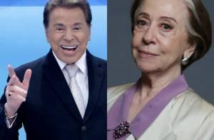 Silvio Santos e Fernanda Montenegro são eleitos os famosos que melhor envelhecem