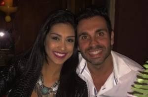 Ex-BBB Amanda Djehdian exalta namorado após 2 meses:'Maior paixão da minha vida'