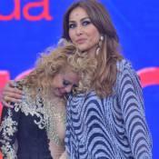Joelma chora no ombro de Sabrina Sato após separação: 'Sei que vai ser difícil'