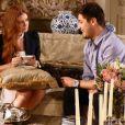 Como Nicole (Marina Ruy Barbosa) vai morrer em 'Amor à Vida', Rogério (Daniel Rocha) precisará ter outra trama, já que o médico teria um envolvimento com a ruiva na novela, depois que a órfã se curasse do câncer