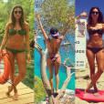 Thaila Ayala posta muitas fotos de biquíni no Instagram. Poderosa!