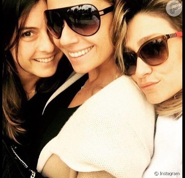 Amora Mautner, diretora de 'A Regra do Jogo', elogiou Giovanna Antonelli em seu Instagram nesta quarta-feira, dia 2 de setembro de 2015: 'Minha craque absoluta'