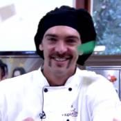 Giba desbanca Fiuk e Bianca Rinaldi e é o vencedor do 'Super Chef Celebridades'