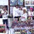 Giba comemora com Ana Maria Braga vitória no 'Super Chef Celebridades'