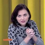 Monica Iozzi brinca ao falar que roubou de amiga o namorado, Tomate: 'Desculpa'