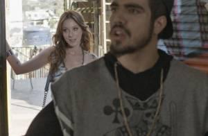 'I Love Paraisópolis': após mudança de visual, Ximena vai atrás de Grego