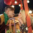 Mateus Verdelho anuncia namoro com Bárbara Evans, nesta quinta-feira, 18 de julho de 2013: 'Não resisti'