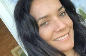 Mônica Carvalho celebra gravidez aos 44 anos após dois abortos: 'Emocionada'