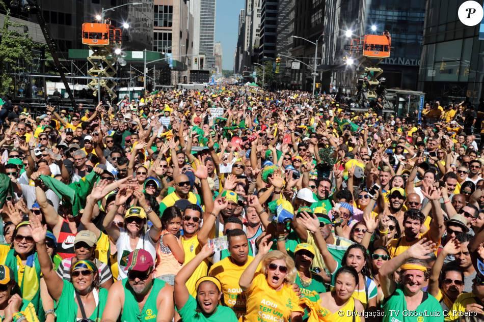 Resultado de imagem para comunidades brasileiras em nova york