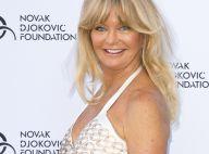 Atriz Goldie Hawn será a estrela do baile de gala beneficente da amFAR, no Rio