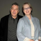 Meryl Streep e Robert De Niro voltam a contracenar no filme 'The Good House'