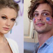 Taylor Swift está namorando o ator Matthew Gray Gubler, diz publicação