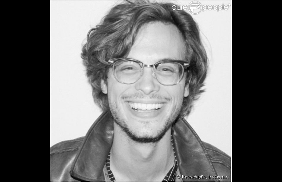Matthew Gray Gluber interpreta o jovem gênio Dr  Spencer Reid, na