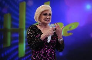 Um ano da morte de Hebe Camargo será lembrado em missa no Rio e em São Paulo