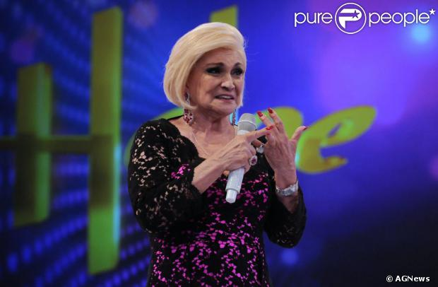 Missas no Rio e em São Paulo vão lembrar um ano da morte de Hebe Camargo, noticiou o jornal 'Diário de S. Paulo' nesta quinta-feira, 8 de agosto de 2013