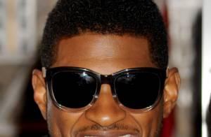 Usher fala sobre o acidente do filho e ex-mulher pede a custódia das crianças