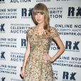 Taylor Swift comparece ao evento Ripple Of Hope 2012